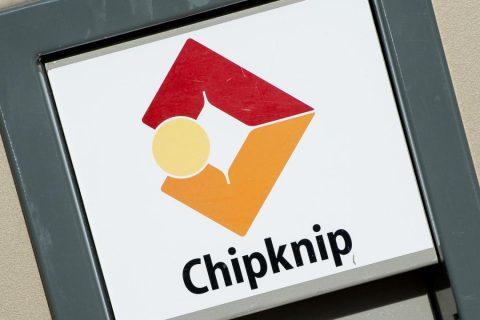 Chipknip automaat