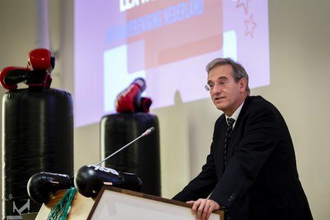 Lex Hoogduin draagt voor bij congres SBEB