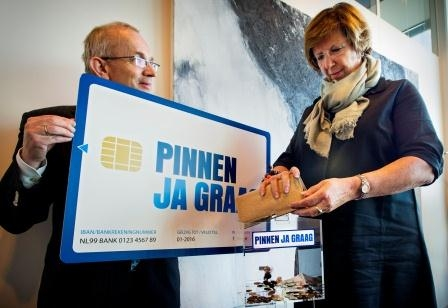 Start pinnen ja graag